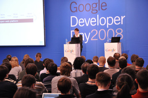 Google Developer Day 2008