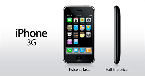 Apple iPhone 3G в России
